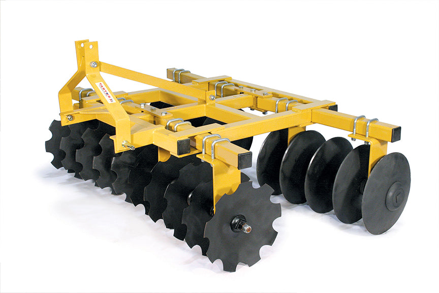 Heavy-Duty 20 Blade 7' Tillage Disc
