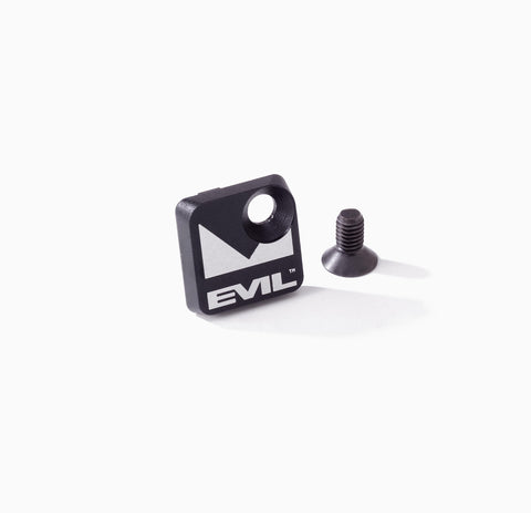 Front Derailleur Cover Plate Kit - Following V1