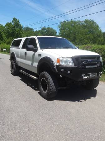 FORD F150 FRONT WINCH BUMPER
