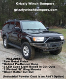 2000 Toyota 4 Runner Grizzly Winch Bumper grizzlywinchbumpers.com