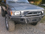 1990-1991 Toyota 4 Runner Custom Front Winch Plate Bumper (Non-Winch Work Model Available)