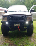 grizzlywinchbumpers.com  Toyota Front Winch Bumper