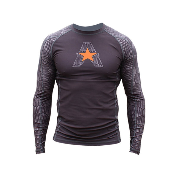 Helo-X Long Sleeve Rashguard