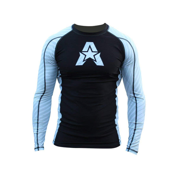 Helo-X Competition Line Camo Long Sleeve Rashguard