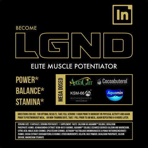 LGND Samples (5 Servings)