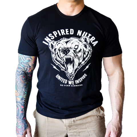 Grizzly Beast Shirt (Unisex)