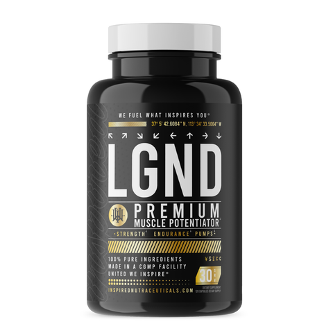 LGND - Plant-Based Anabolic *Pre-Order Ships 5/21/21*