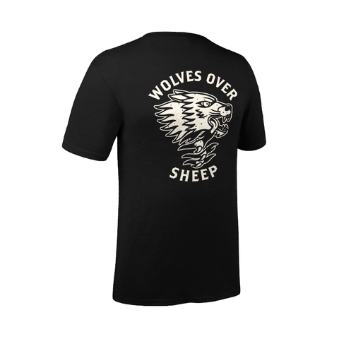 Wolves Over Sheep Shirt (Unisex)