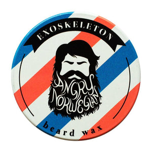 Angry Norwegian Exoskeleton Beard Wax