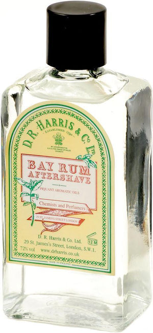 D.R. Harris Aftershave - Bay Rum
