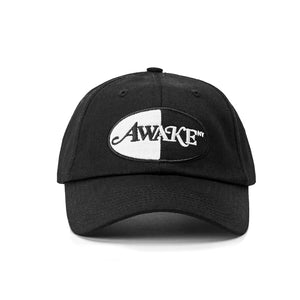 Split Logo Patch Hat