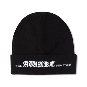 Old English Logo Beanie