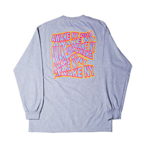 Heather Grey Back