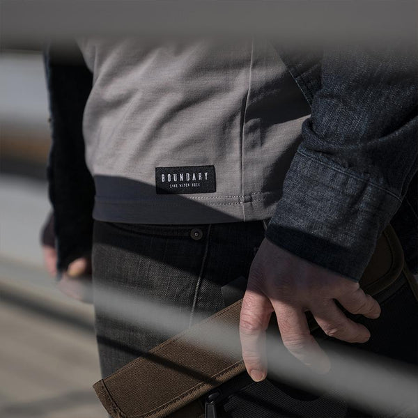 APEX LOGO POCKET SHIRT - Boundary Supply