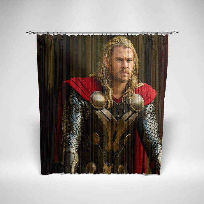 MARVEL - SHOWER CURTAIN