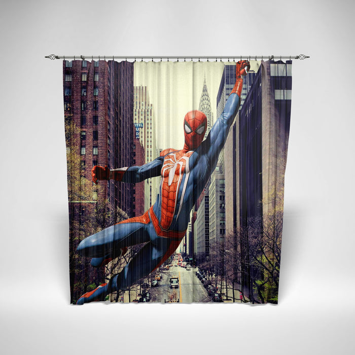 MARVEL SCENES - SHOWER CURTAIN