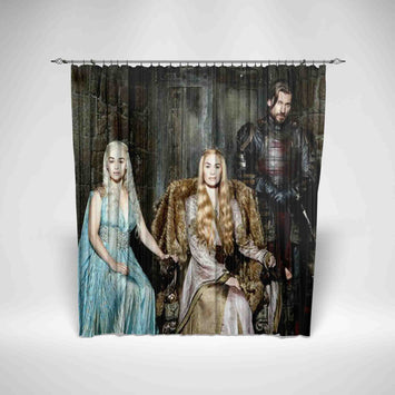 GAME OF THRONES - SHOWER CURTAIN