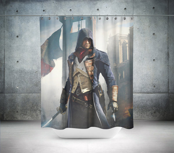 Assassin's Creed Shower Curtain