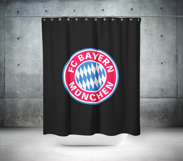 FC Bayern Munich Shower Curtain