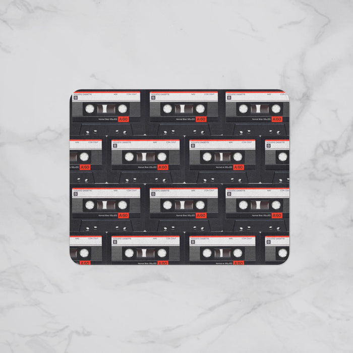 Retro Cassette Designer Bath Mat, Custom Sizes and Designs Are Available, Why Not Design Your Own