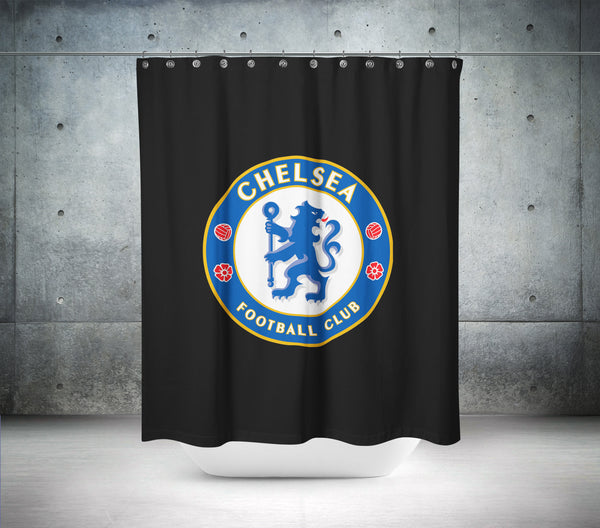 Chelsea Football Club Shower Curtain