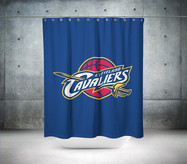 Cleveland Cavaliers  NBA Shower Curtain