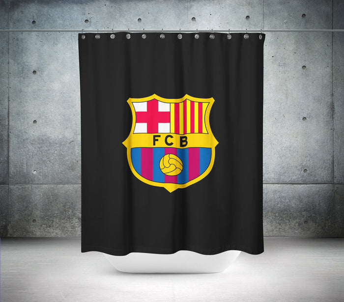 FC Barcelona Shower Curtain