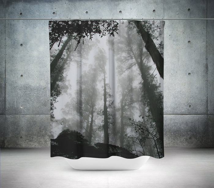The Fairy Forest Shower Curtain