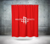 Houston Rockets NBA Shower Curtain