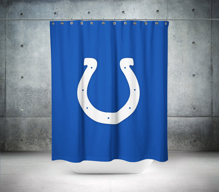 Indianapolis colts NFL Shower Curtain