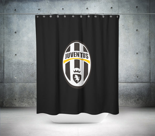 Juventus Football Club Shower Curtain