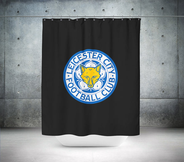 Leicester City Football Club Shower Curtain