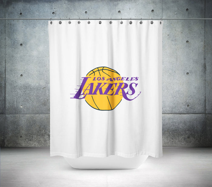 LA Lakers NBA Shower Curtain