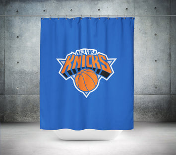 New York Knicks NBA Shower Curtain