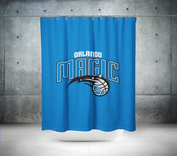 Orlando Magic NBA Shower Curtain