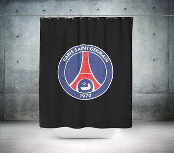 PSG Football Club Shower Curtain