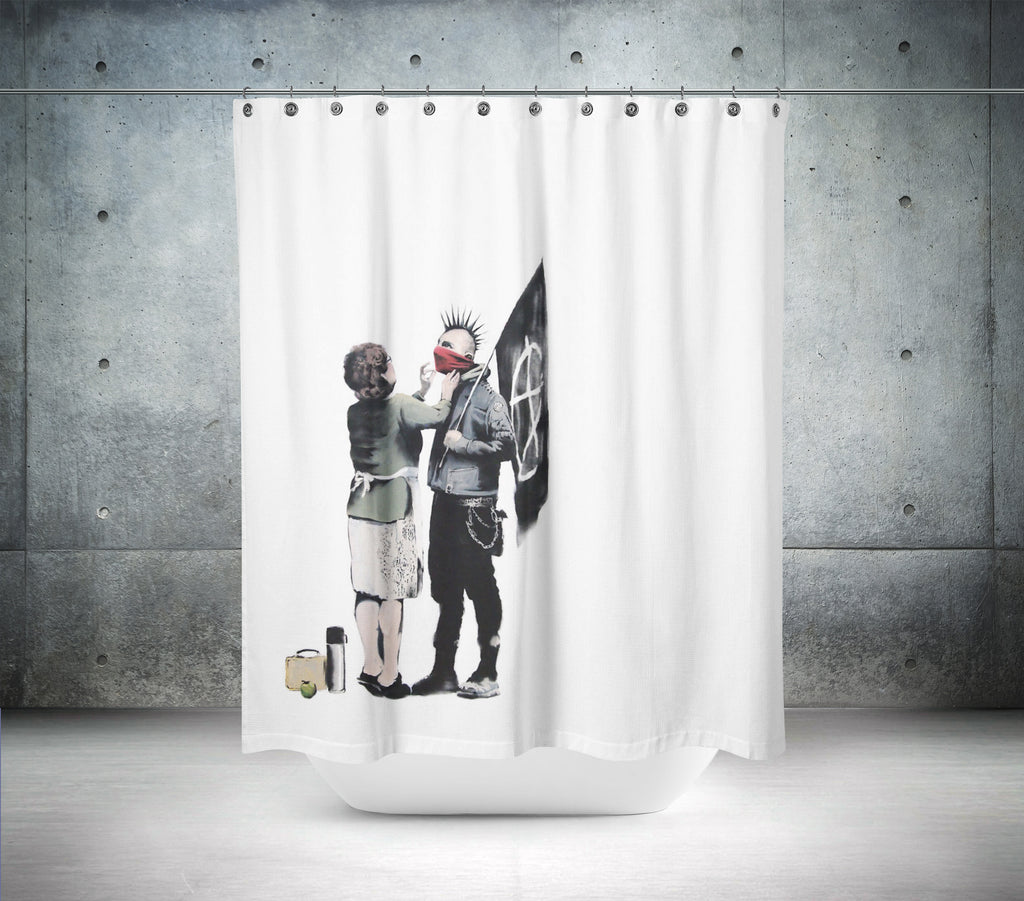 ShowerInk is the number 1 provider of custom shower curtains ...