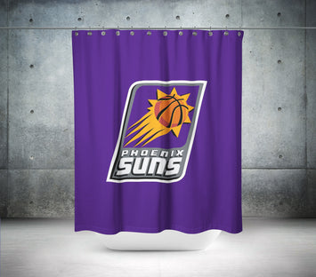 Phoenix Suns NBA Shower Curtain