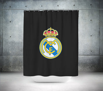 Real Madrid Football Club Shower Curtain