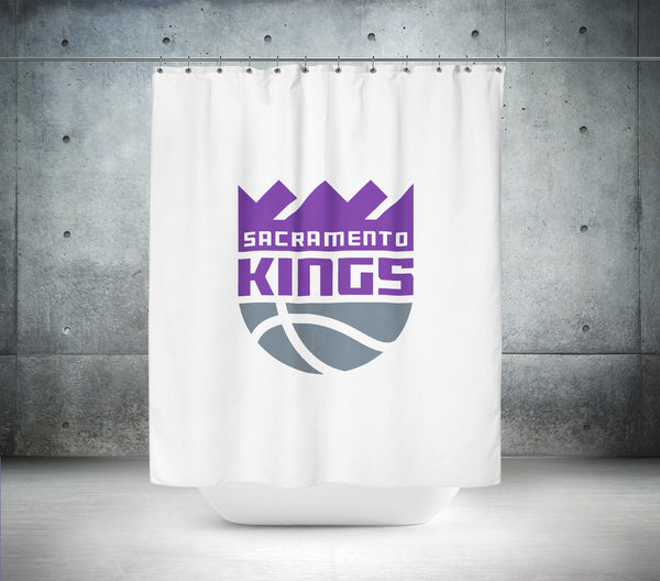 Sacramento Kings NBA Shower Curtain