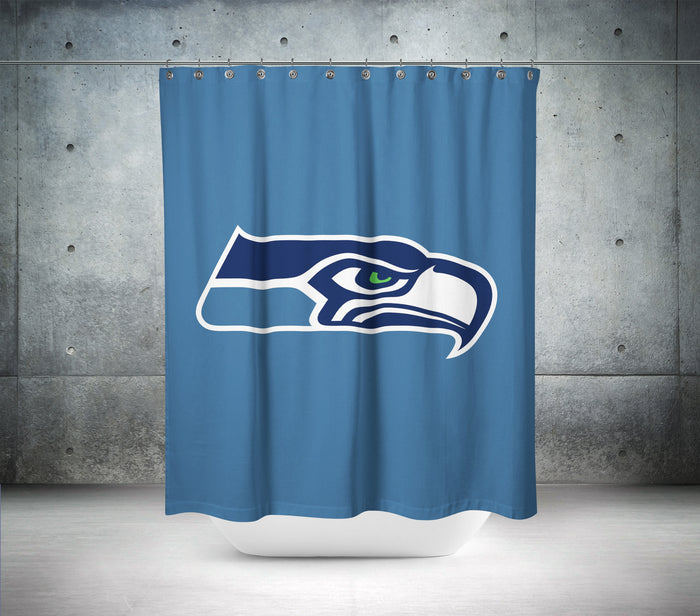 Seattle Seahalks NFL Shower Curtain