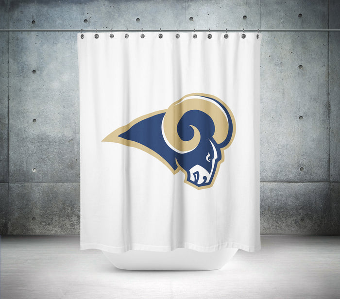 St. Louis Rams NFL Shower Curtain