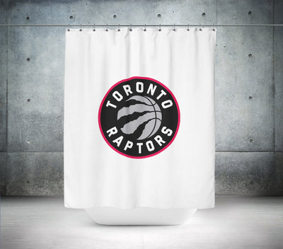Toronto Raptors NBA Shower Curtain