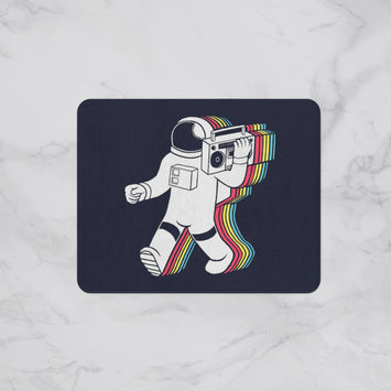 Retro Spaceman / Astronaut Designer Bath Mat, Custom Sizes and Designs Are Available, Why Not Design Your Own