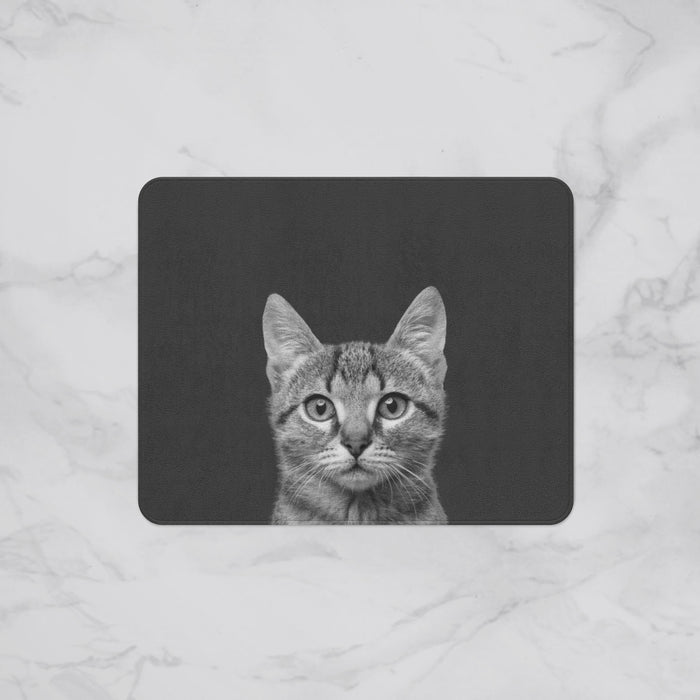 Retro Cat Designer Bath Mat, Custom Sizes and Designs Are Available, Why Not Design Your Own