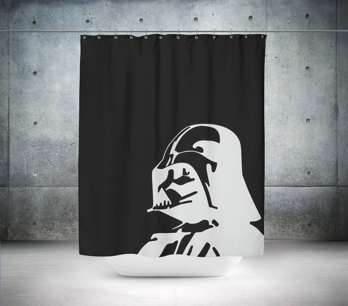 Darth Vader Shower Curtain