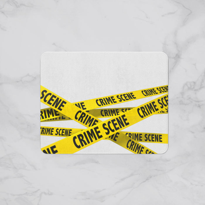 Crime Scene Do Not Cross Designer Bath Mat, Custom Sizes and Designs Are Available, Why Not Design Your Own