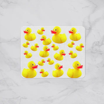 Rubber Duck Kids Designer Bath Mat, Custom Sizes and Designs Are Available, Why Not Design Your Own