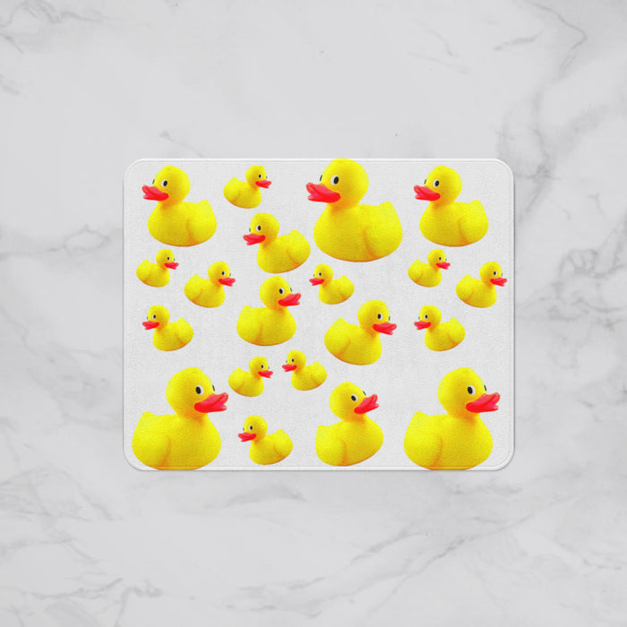 Rubber Duck Kids Designer Bath Mat Custom Sizes And Designs Are