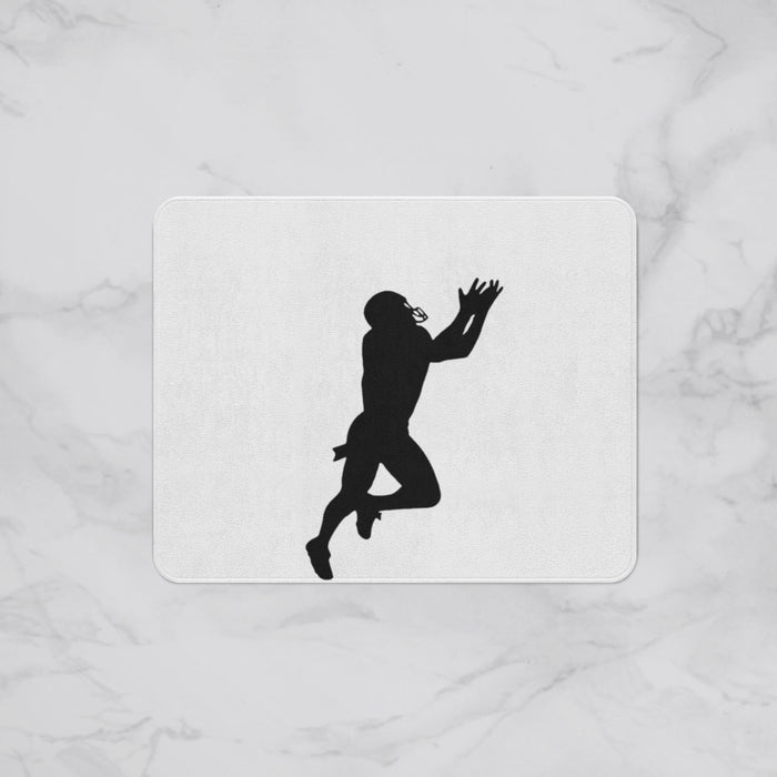 NFL Silhouette  Designer Bath Mat, Custom Sizes and Designs Are Available, Why Not Design Your Own